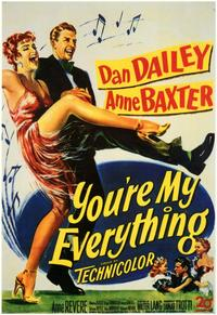 You're My Everything - 11 x 17 Movie Poster - Style A