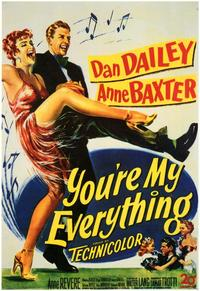 You're My Everything - 27 x 40 Movie Poster - Style A