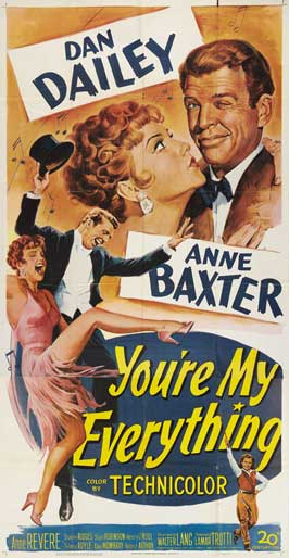 You're My Everything - 20 x 40 Movie Poster - Style A