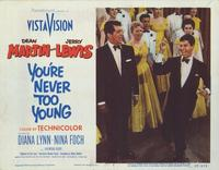 You're Never Too Young - 11 x 14 Movie Poster - Style B