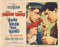 You're Never Too Young - 11 x 14 Movie Poster - Style F