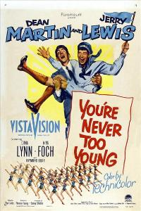 You're Never Too Young - 27 x 40 Movie Poster - Style B