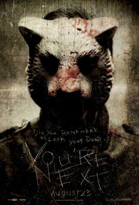 You're Next - 11 x 17 Movie Poster - Style B