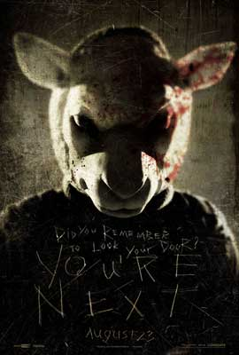 You're Next - 27 x 40 Movie Poster - Style C