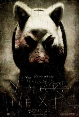You're Next - 11 x 17 Movie Poster - Style E