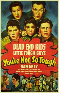 You're Not So Tough - 27 x 40 Movie Poster - Style A