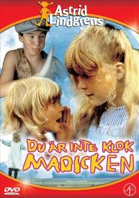 You're Out of Your Mind, Maggie - 11 x 17 Movie Poster - Swedish Style A
