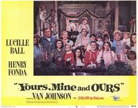 Yours, Mine & Ours - 11 x 14 Movie Poster - Style A