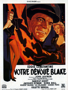 Yours Truly, Blake - 11 x 17 Movie Poster - French Style A