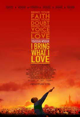Youssou Ndour: I Bring What I Love - 11 x 17 Movie Poster - Style A