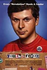 Youth in Revolt - 43 x 62 Movie Poster - Bus Shelter Style A