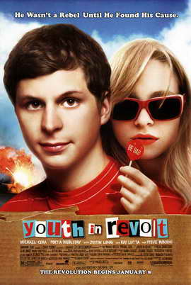 Youth in Revolt - 27 x 40 Movie Poster - Style B