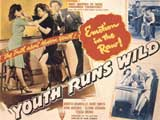 Youth Runs Wild - 11 x 17 Movie Poster - Style B