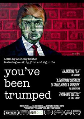 You've Been Trumped - 11 x 17 Movie Poster - Style A
