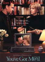 You've Got Mail - 27 x 40 Movie Poster - Style B