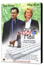 You've Got Mail - 11 x 17 Movie Poster - Style B - Museum Wrapped Canvas