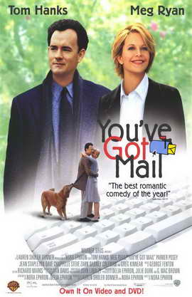 Image result for you've got mail movie poster