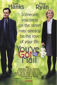 You've Got Mail - 43 x 62 Movie Poster - Bus Shelter Style A