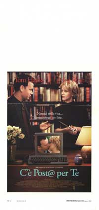 You've Got Mail - 13 x 28 Movie Poster - Italian Style A