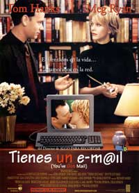 You've Got Mail - 27 x 40 Movie Poster - Spanish Style A