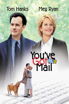 You've Got Mail - 43 x 62 Movie Poster - Bus Shelter Style B