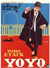 Yoyo - 11 x 17 Movie Poster - Belgian Style A