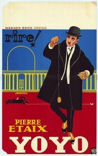 Yoyo - 27 x 40 Movie Poster - Belgian Style A