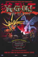 Yu-Gi-Oh! The Movie - 27 x 40 Movie Poster - Style A