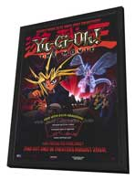Yu-Gi-Oh! The Movie - 27 x 40 Movie Poster - Style A - in Deluxe Wood Frame