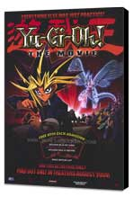 Yu-Gi-Oh! The Movie - 27 x 40 Movie Poster - Style A - Museum Wrapped Canvas