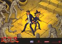 Yu-Gi-Oh! The Movie - 11 x 14 Poster German Style A
