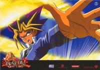 Yu-Gi-Oh! The Movie - 11 x 14 Poster German Style E