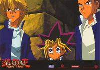 Yu-Gi-Oh! The Movie - 11 x 14 Poster German Style F