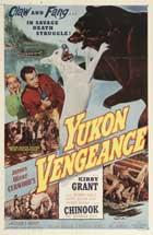 Yukon Vengeance - 11 x 17 Movie Poster - Style A