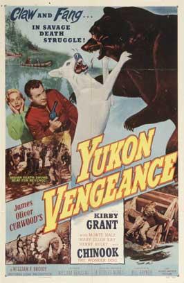 Yukon Vengeance - 27 x 40 Movie Poster - Style A