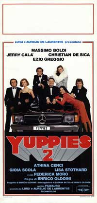 Yuppies 2 - 13 x 28 Movie Poster - Italian Style A