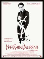 Yves Saint Laurent - 27 x 40 Movie Poster - French Style A