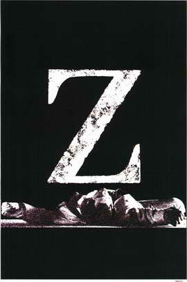 Z - 11 x 17 Movie Poster - Style A