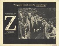 Z - 11 x 14 Movie Poster - Style B