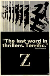 Z - 11 x 17 Movie Poster - Style B