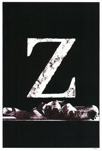 Z - 27 x 40 Movie Poster - Style A