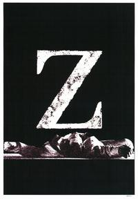 Z - 43 x 62 Movie Poster - Bus Shelter Style A