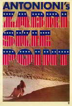 Zabriskie Point - 27 x 40 Movie Poster - Style A