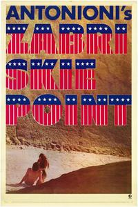 Zabriskie Point - 11 x 17 Movie Poster - Style A