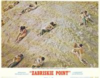 Zabriskie Point - 11 x 14 Movie Poster - Style E