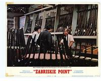 Zabriskie Point - 11 x 14 Movie Poster - Style C