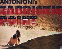 Zabriskie Point - 22 x 28 Movie Poster - Half Sheet Style A