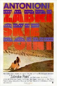 Zabriskie Point - 11 x 17 Movie Poster - French Style A