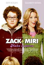 Zack and Miri Make A Porno - 27 x 40 Movie Poster - Style B