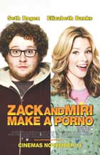 Zack and Miri Make A Porno - 11 x 17 Movie Poster - UK Style A